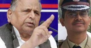 मुलायम सिंह यादव द्वारा आईपीएस अधिकारी अमिताभ ठाकुर को दी गयी कथित धमकी के मामले में एसआईटी टीम गठित