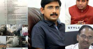 ओबरा परियोजना अग्निकाण्ड के दोषियों पर चला एमडी पांडियन का चाबुक