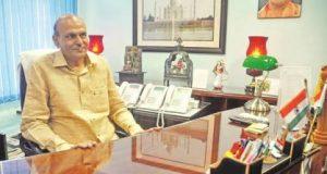 मुख्य सचिव राजीव कुमार की तबियत खराब, एसजीपीजीआई में भर्ती