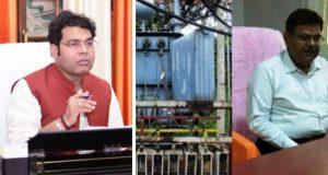 जांच थामने अलीगढ़ तो मंत्री साधने मथुरा दौड़ रहा बीएस तिवारी