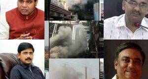 उत्पादन निगम का कारसाज Sanjay Tiwari, सजा नहीं माला पहन होगा रिटायर