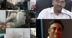 दागी Sanjay Tiwari को माला पहना ससम्मान रिटायर करेंगे प्रमुख सचिव ऊर्जा !